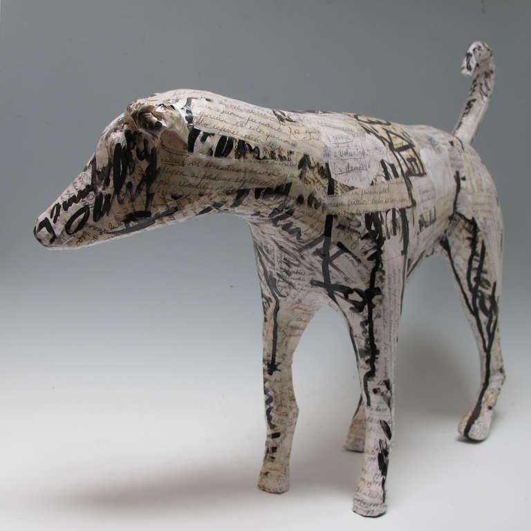 Contemporary Dog Sculpture 3