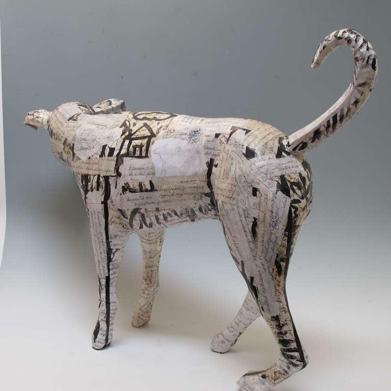 Contemporary Dog Sculpture 8