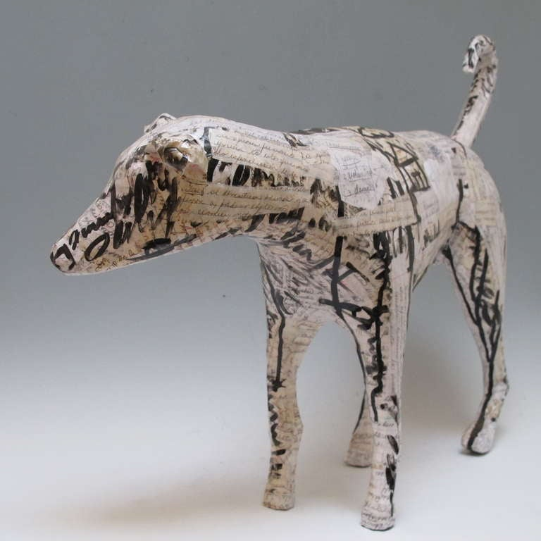 Contemporary Dog Sculpture 7