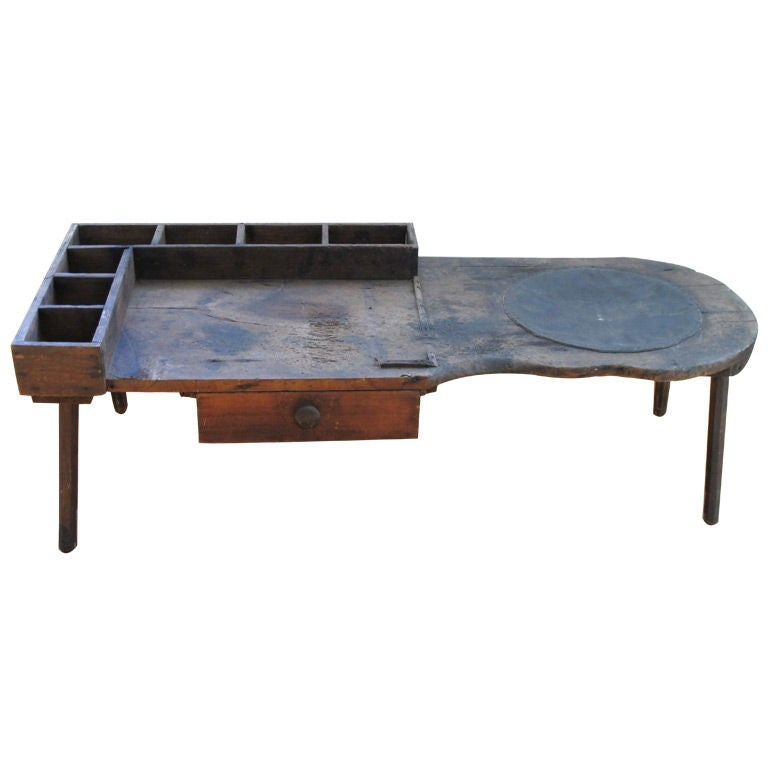 Cobblers Bench / Coffee Table 1