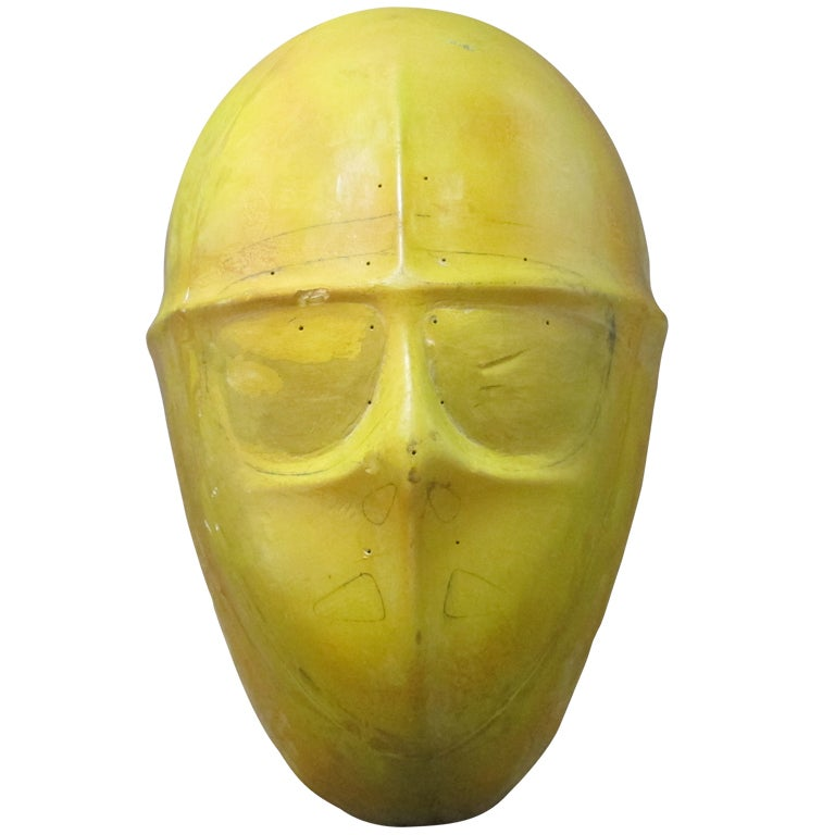 Hockey Mask Mold