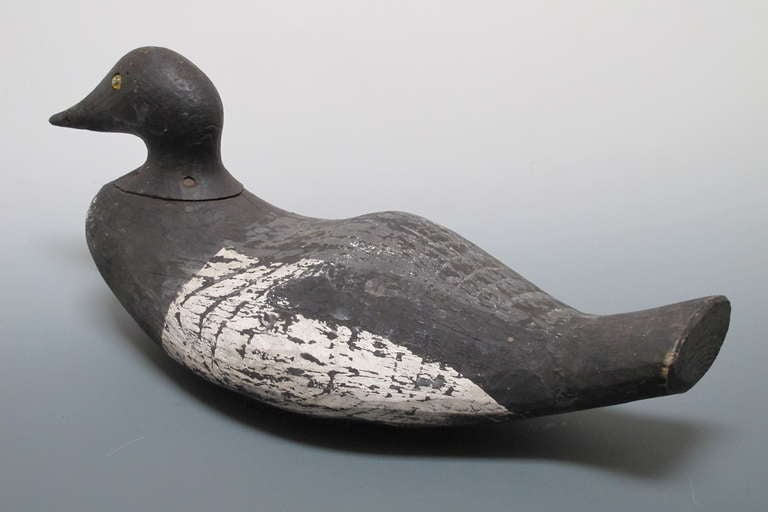 Duck Decoy Floating Sculpture At 1stdibs