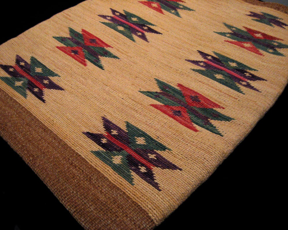 Nez Perce Corn Husk Bag At 1stdibs