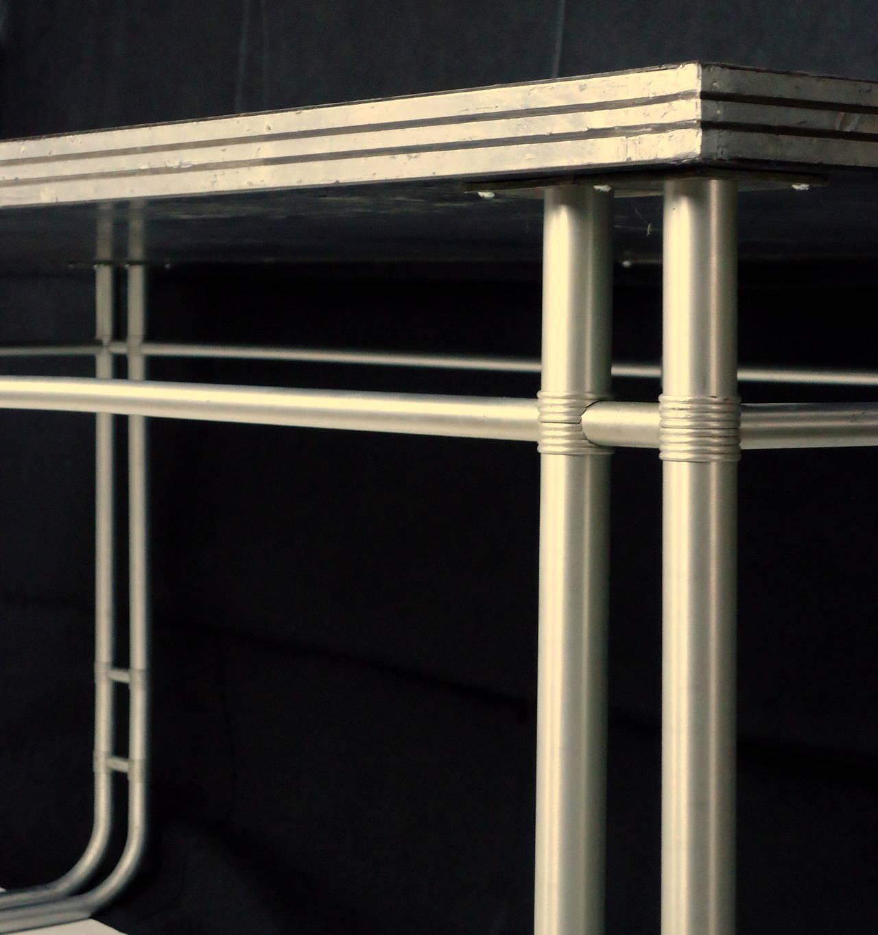 Warren McArthur Chrysler Showroom Conference Table, circa 1934 For Sale 2