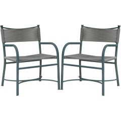 Pair of Lounge Chairs by Robert Lewis, 1950s