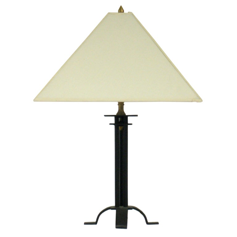 Albert Chase McArthur Table Lamp AZ. Biltmore, 1928 1