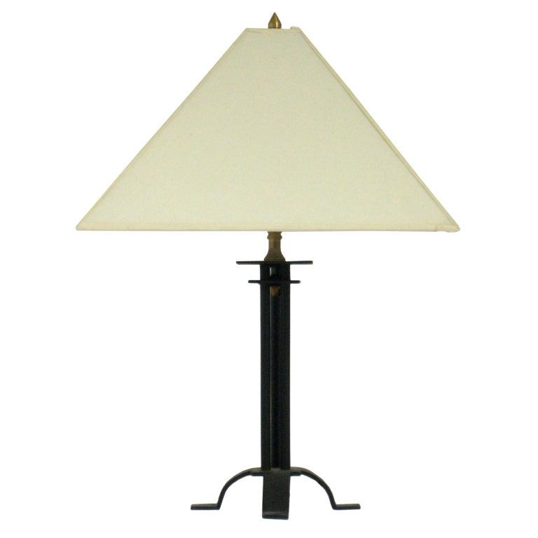 Albert Chase McArthur Table Lamp AZ. Biltmore, 1928 For Sale