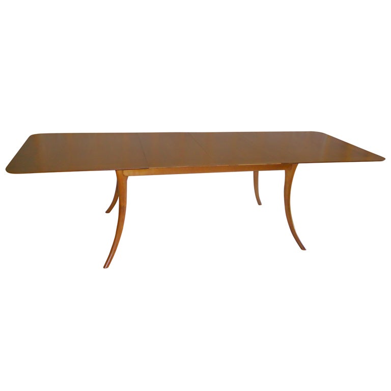 Klismos Dining Table Robsjohn Gibbings 1953 at 1stdibs : XXX898413443931051 from www.1stdibs.com size 768 x 768 jpeg 15kB