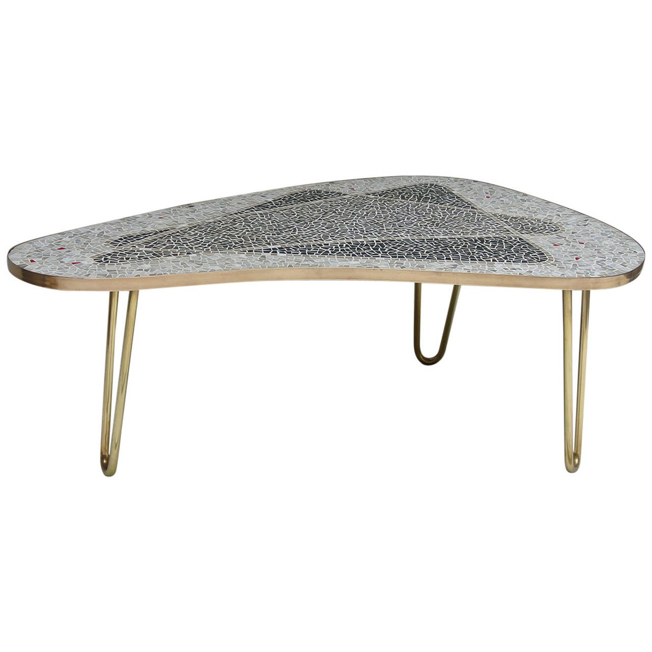 Unique Coffee Table By Joaquim Tenreiro C 1960 For Sale At 1stdibs Unique Coffee Cocktail Table