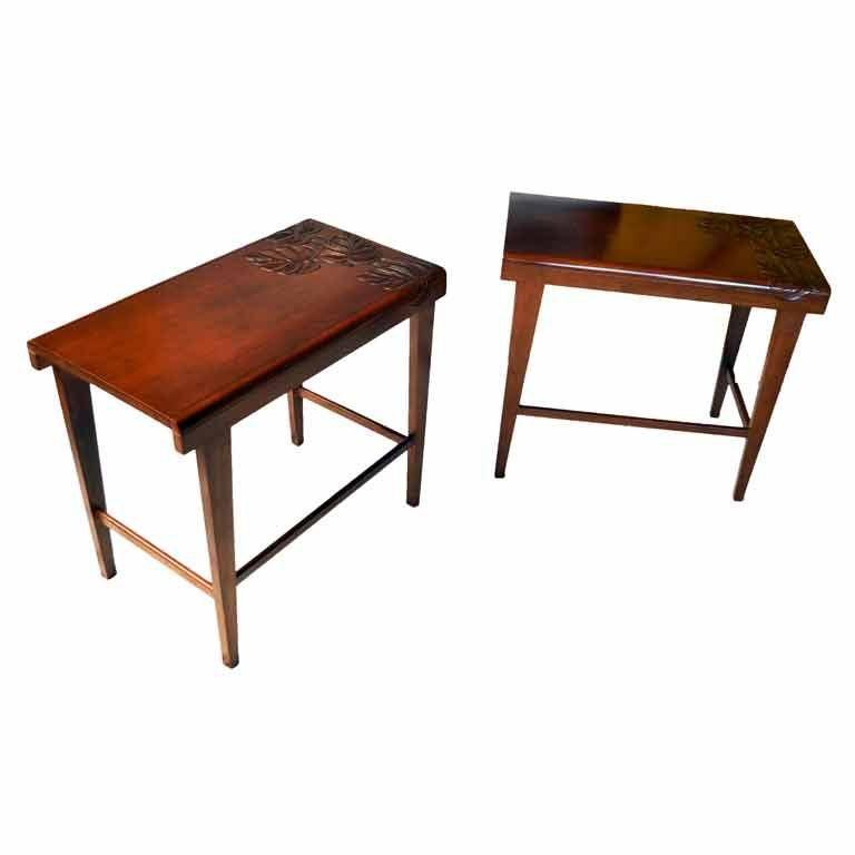 Vintage Mid Century Coffee Table Hawaiian Koa Wood By: XXX_8984_12970633388_1.jpg
