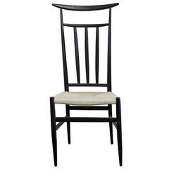 Side Chair, attributed to Gio Ponti