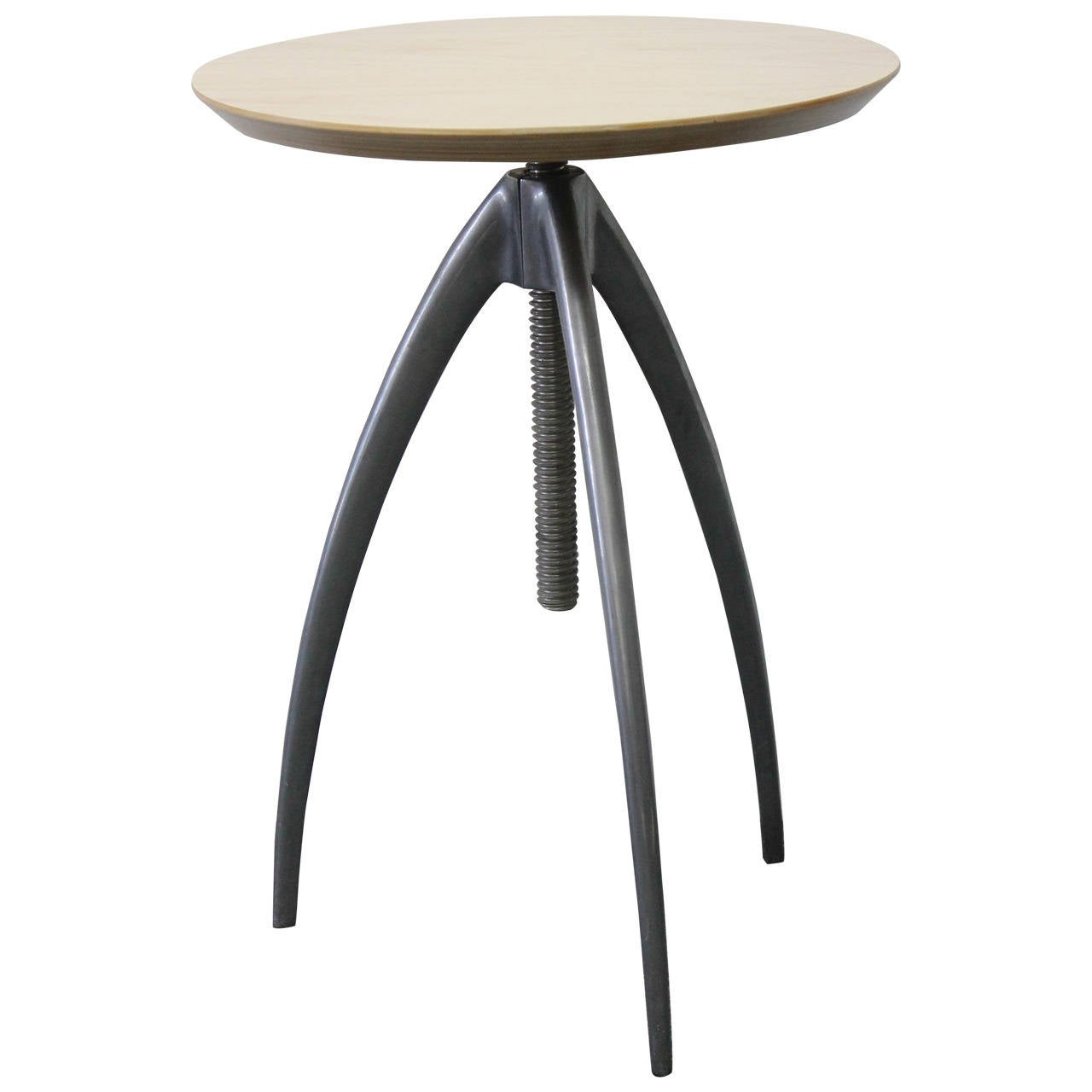 Philippe Starck Aleph Stool At 1stdibs