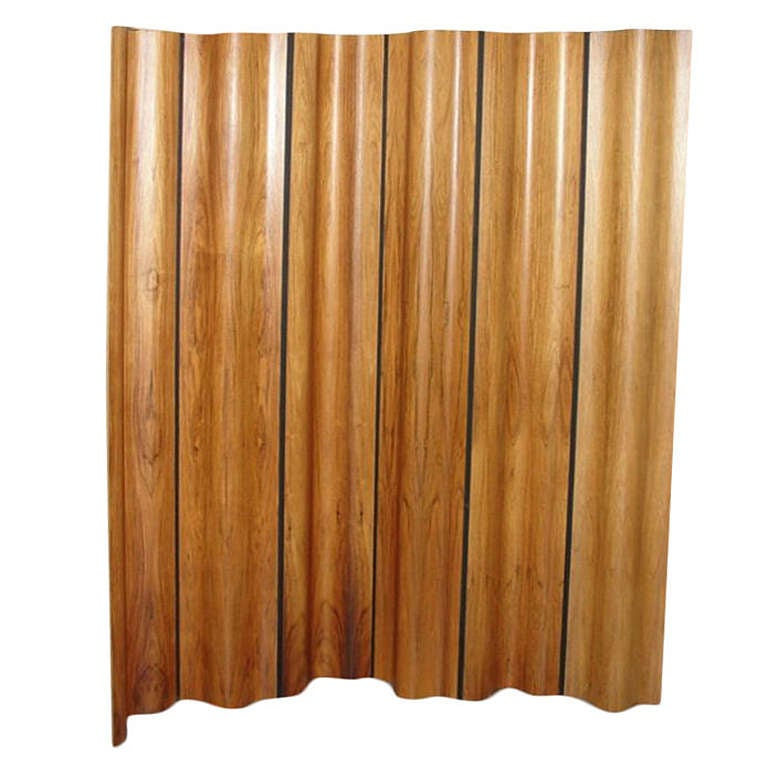 Charles Eames FSW-6 Rosewood Screen