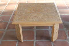 New Mexican Coffee Table