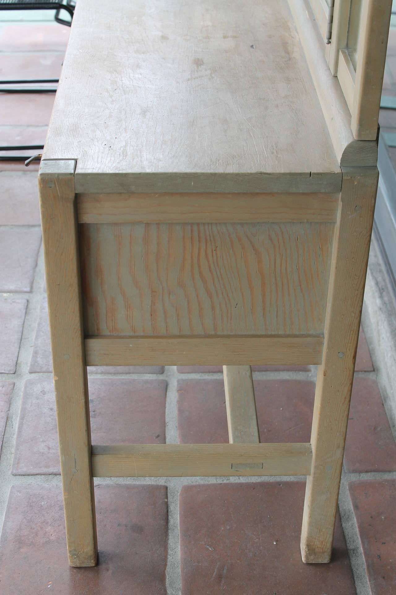 New Mexican Vanity or Desk For Sale 2
