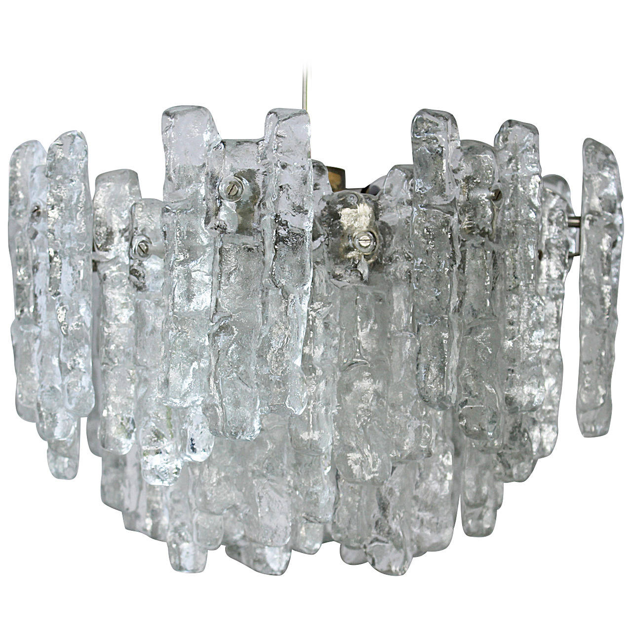 Vintage kalmar icicle chandelier for sale at 1stdibs vintage kalmar icicle chandelier for sale aloadofball Image collections
