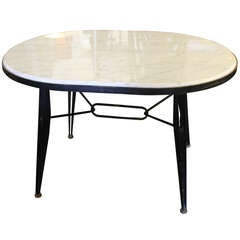 Table in the Manner of Gio Ponti