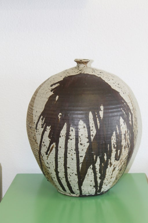 Robert  C. Fritz Vessel In Excellent Condition In Palm Springs, CA