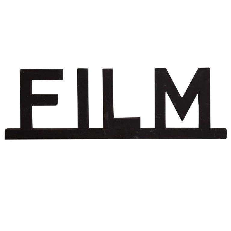 Film Sign 1