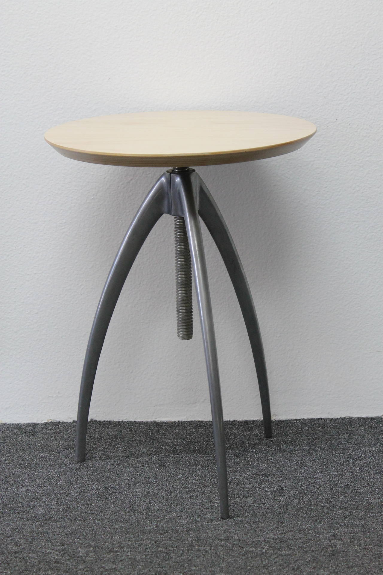 philippe starck aleph stool at 1stdibs. Black Bedroom Furniture Sets. Home Design Ideas