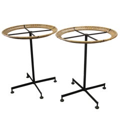 Side Tables in the Manner of Arthur Umanoff