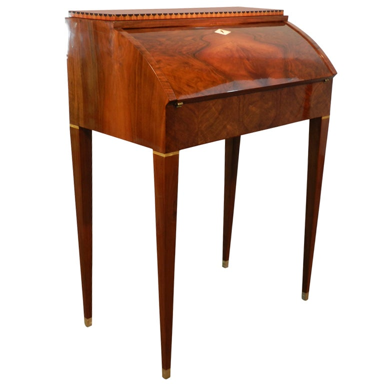 Art Deco Secretary At 1stdibs
