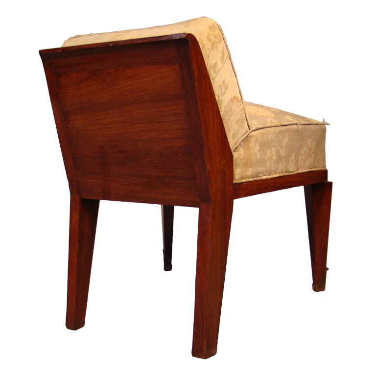 chaise de coiffeuse art deco at 1stdibs
