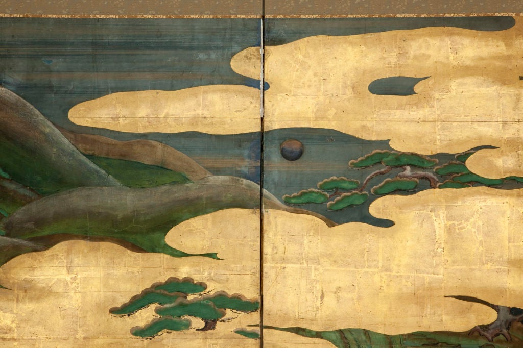 Scenes from the Tales of Genji image 6
