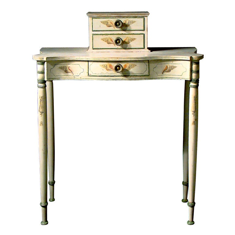 Painted Vermont Dressing Table at 1stdibs : XXX899413273687831 from www.1stdibs.com size 768 x 768 jpeg 43kB