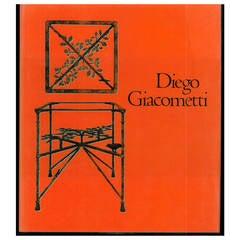 "''Diego Giacometti"" Monograph"