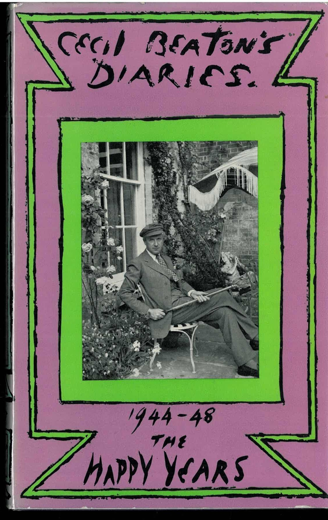 The Cecil Beaton Diaries (set Of 6) 1922-1974 1