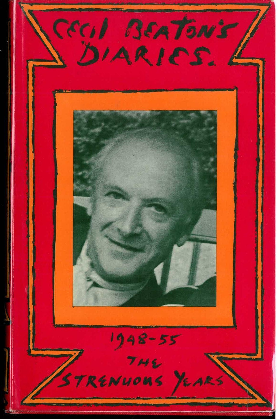 The Cecil Beaton Diaries (set Of 6) 1922-1974 2
