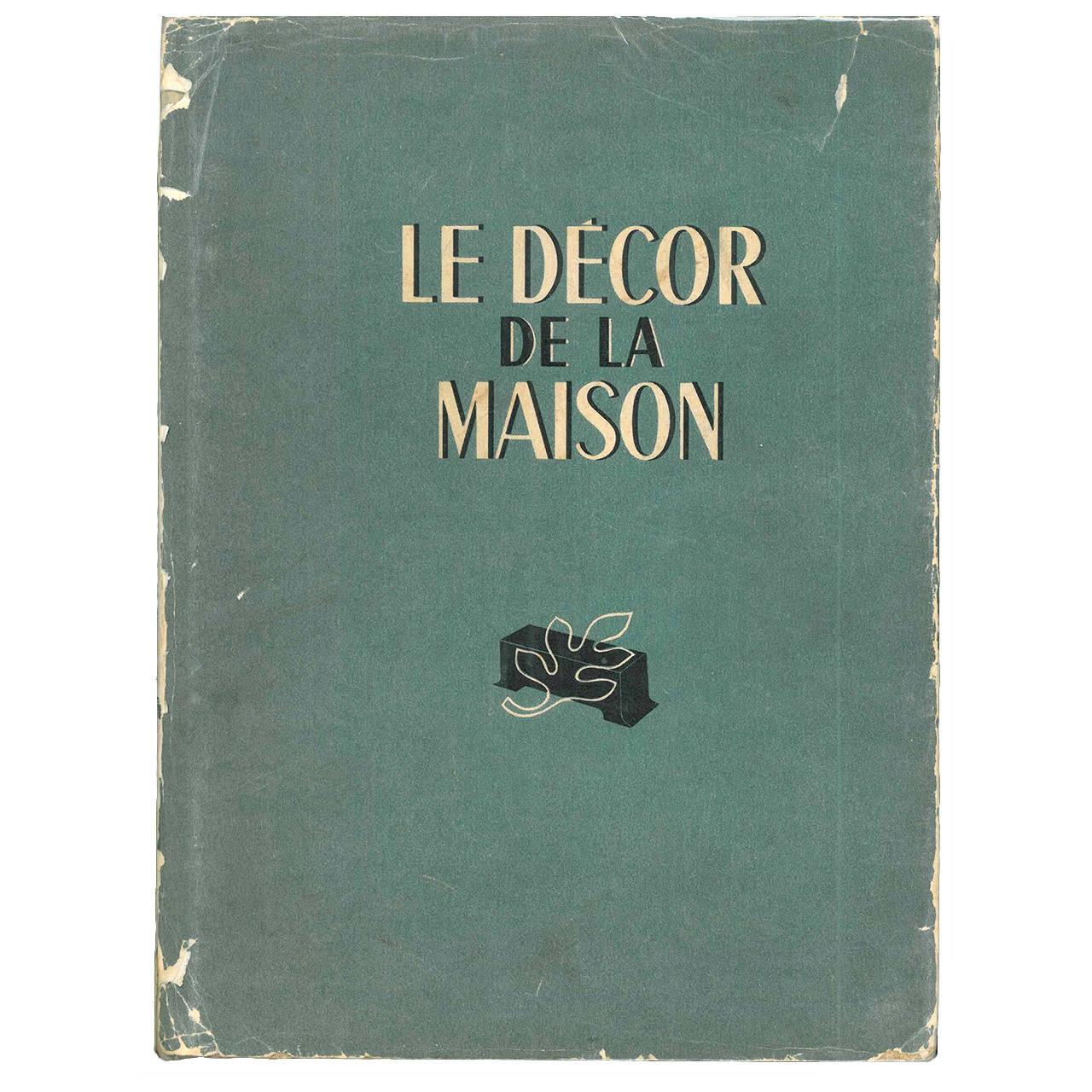 Le decor de la maison book 9 volumes at 1stdibs for Le decor des maisons