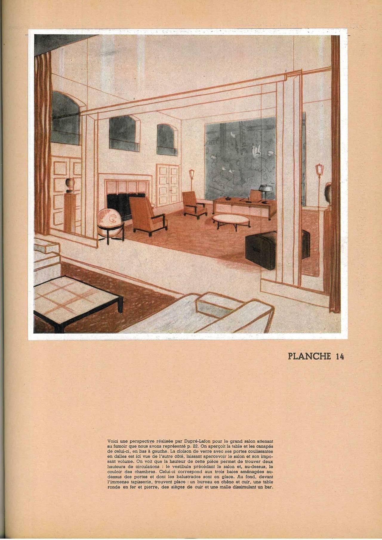 Le decor de la maison book 9 volumes at 1stdibs for Les decore de la maison