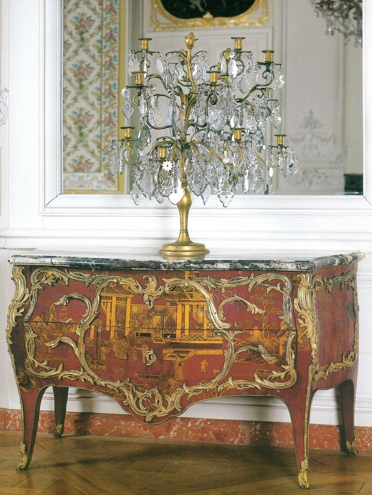 Versailles furniture of the royal palace at 1stdibs for Furniture palace