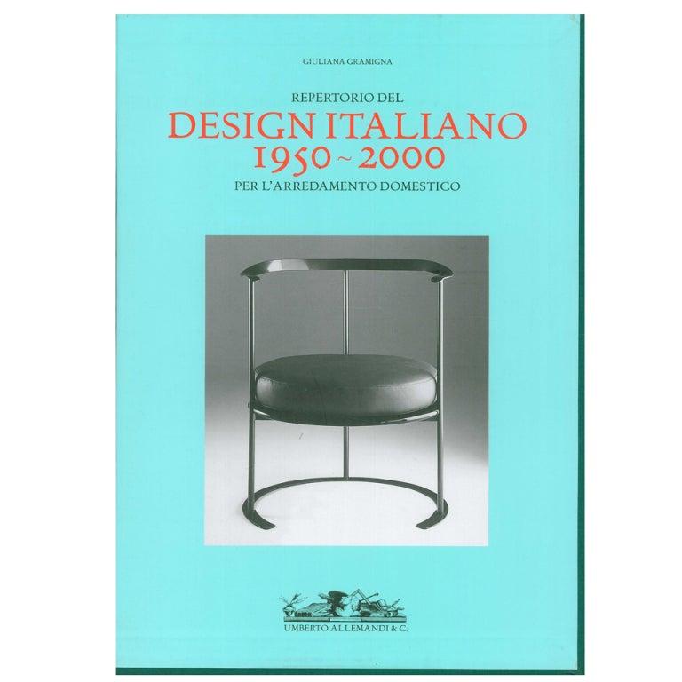 Repertorio del design italiano 1950 2000 at 1stdibs for Design italiano