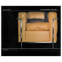 """Le Corbusier, Designer: Furniture, 1929"" Book"