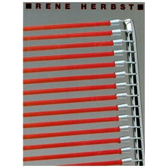 Rene Herbst - Book on 20th century furniture designer