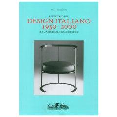 """""""Repertorio del Design Italiano, 1950-2000"""" Book"""