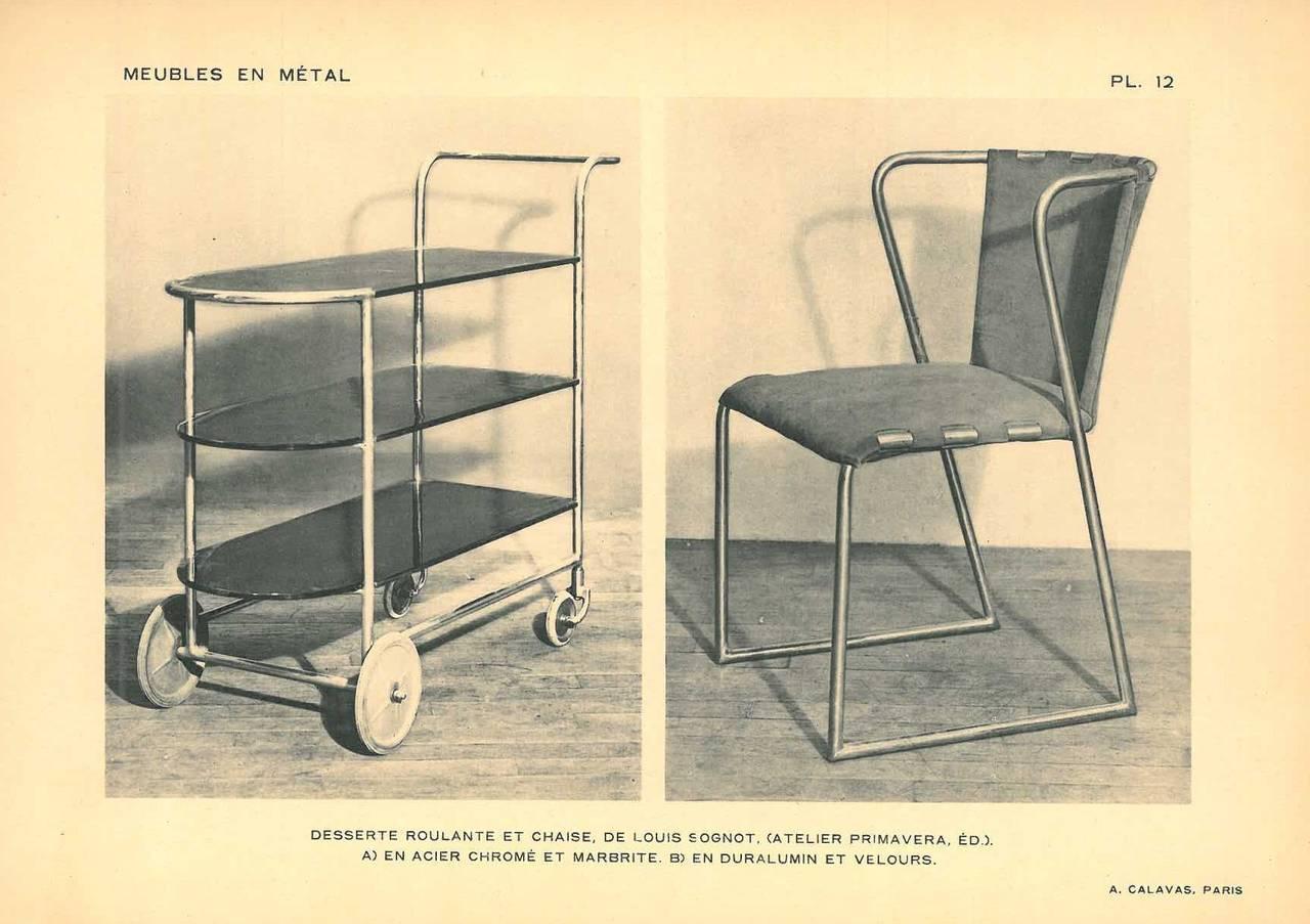 Quot Meubles Modernes En Metal Quot Folio Presented By Pierre