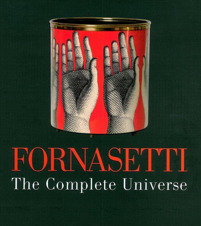 """Fornasetti, The Complete Universe"" Book 2"