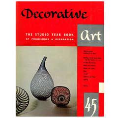 Decorative Art - The Studio Year Books 1955-61