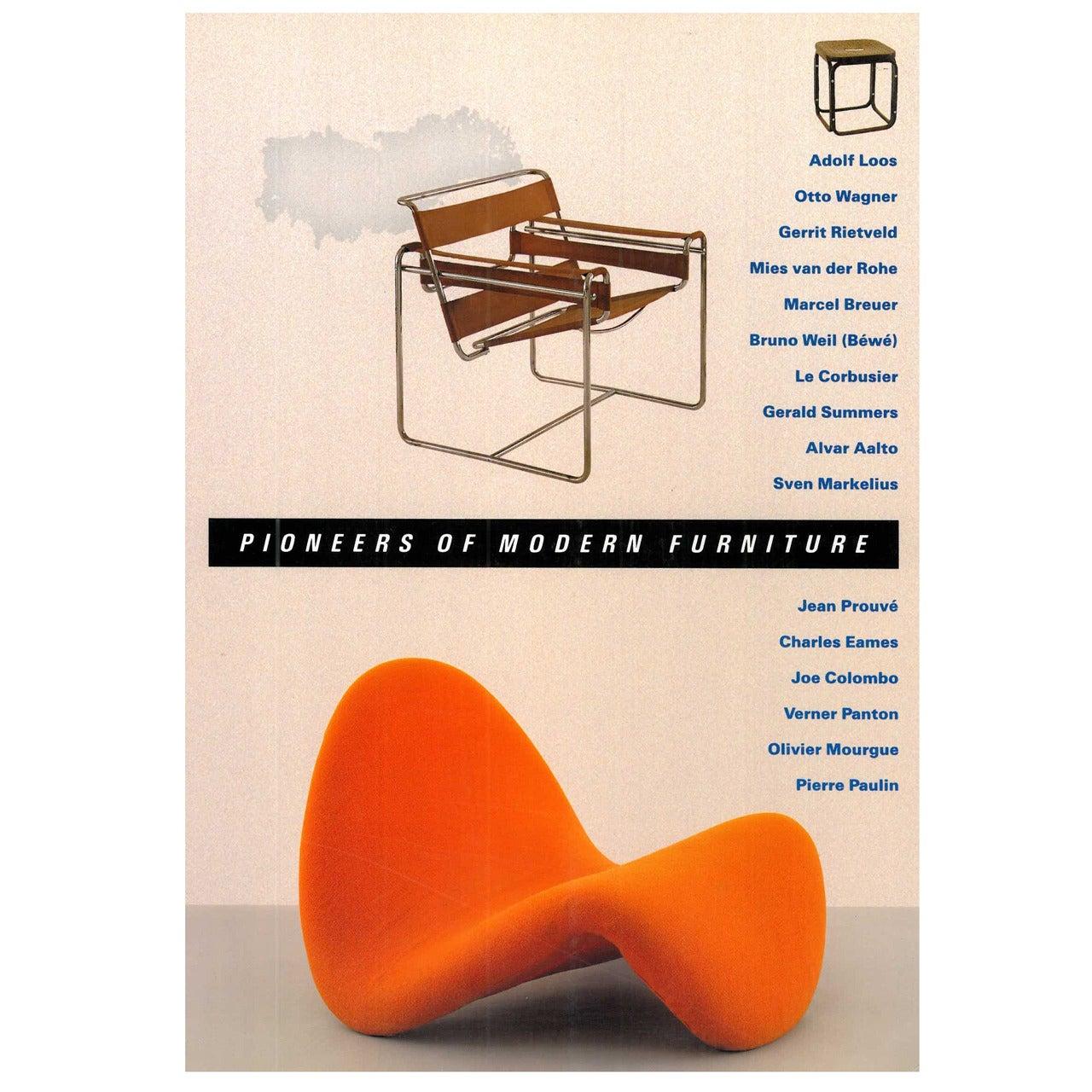 Pioneers of Modern Furniture