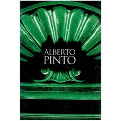 Alberto Pinto - Book on Paris based Interior Designer