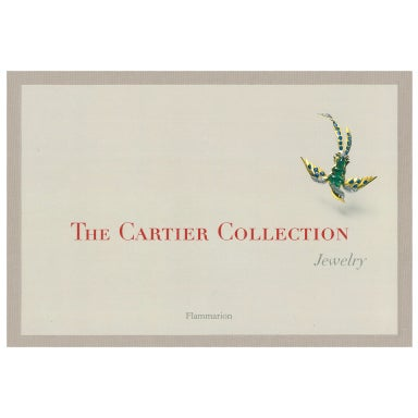 """The Cartier Collection - Jewelry"" Book"
