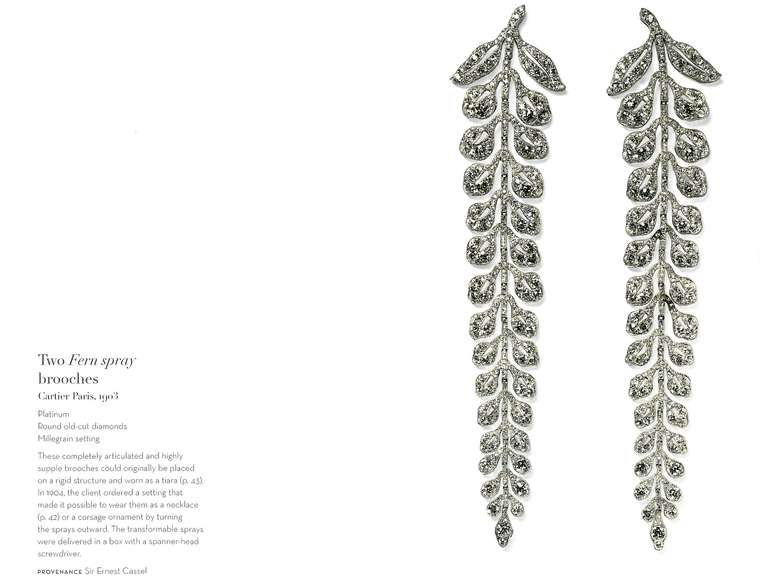 """""""The Cartier Collection - Jewelry"""" Book 2"""