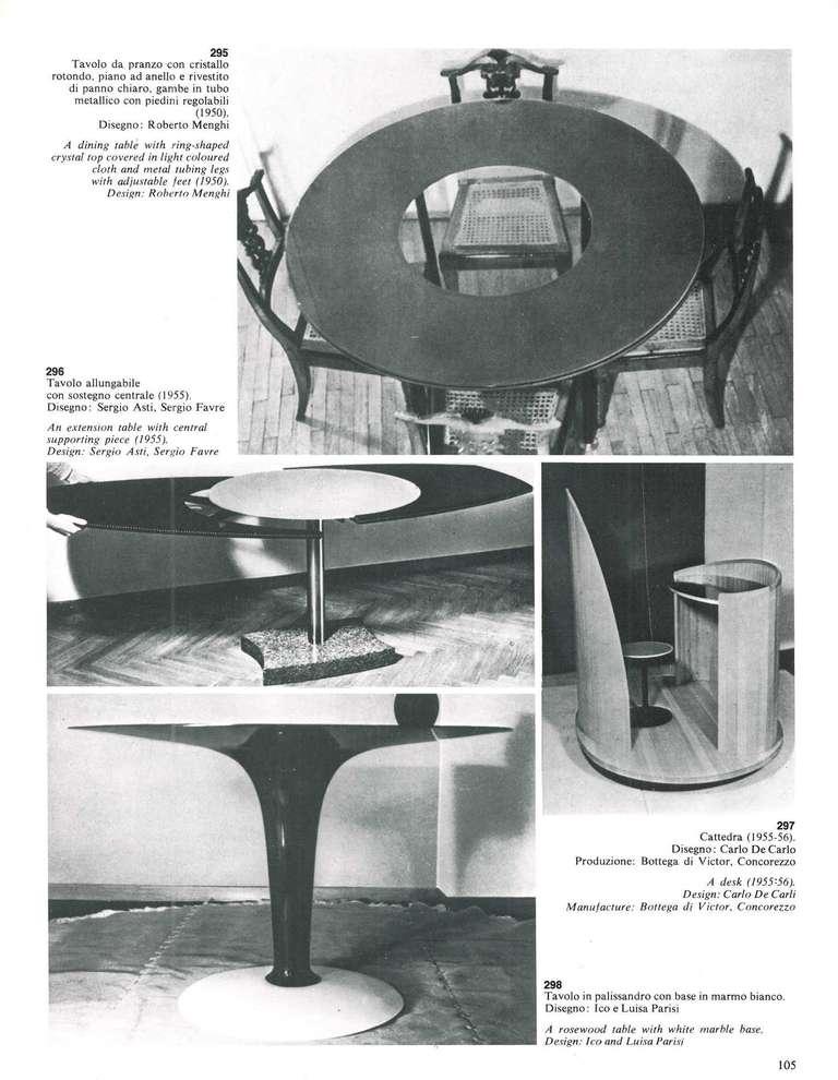 il design italiano degli anni 39 50 italian design in the