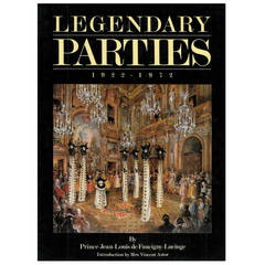 """Legendary Parties, 1922-1972"" Book"