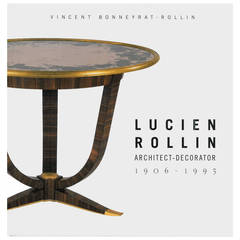 """Lucien Rollin  Architect - Decorator 1906-1993"" Book"
