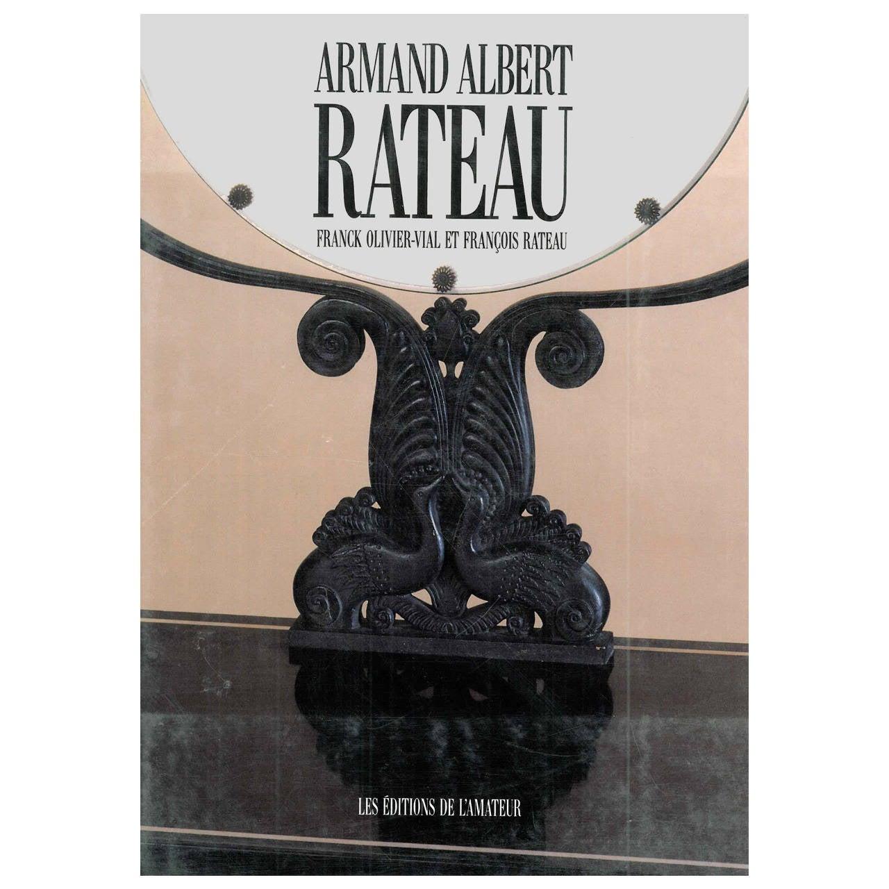 Armand Albert Rateau ( book )